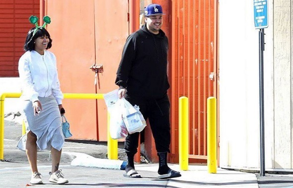 Rob Kardashian Is Getting Thinner