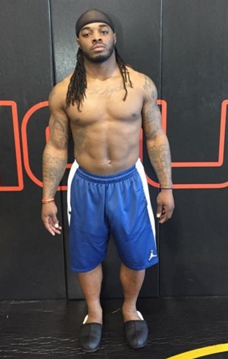 Trent Richardson before