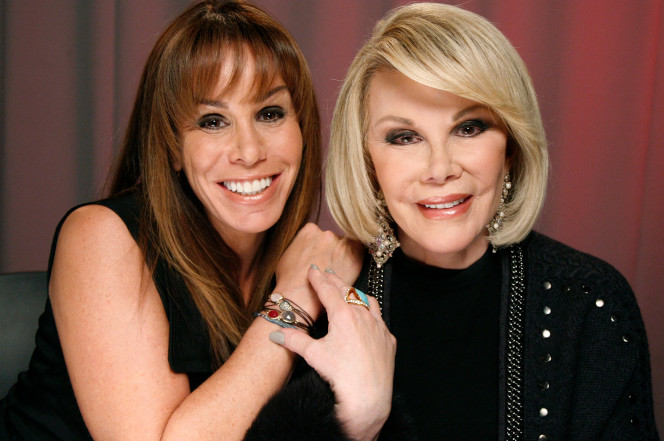 Melissa Rivers Joan Rivers Malpractice Lawsuit
