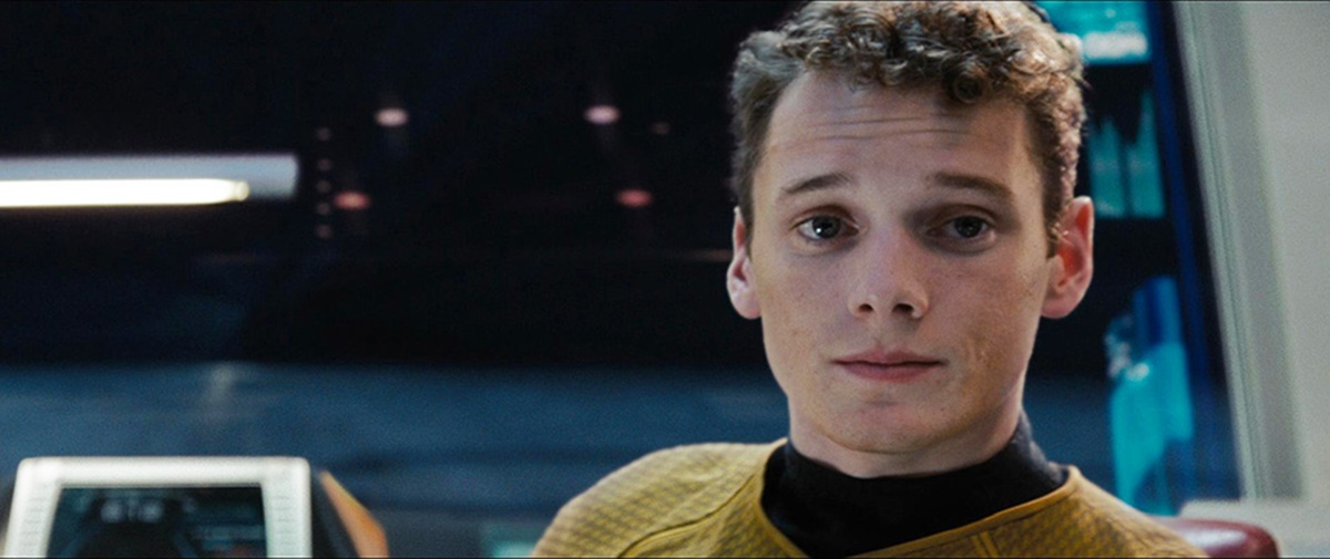Star Trek Beyond Star Anton Yelchin