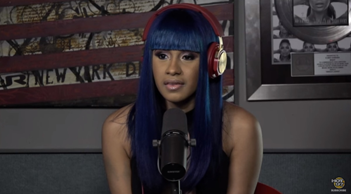 LHH's Cardi B Explains Why She Got Illegal Butt Implants