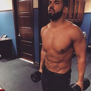 Drake Workout 'Better Body Plan' via Instagram