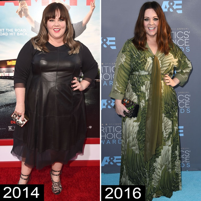 Why Melissa McCarthy Weight Loss Cost More Problems