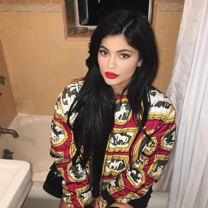 Kylie Jenner Defends Lip Kit Line From The BBB