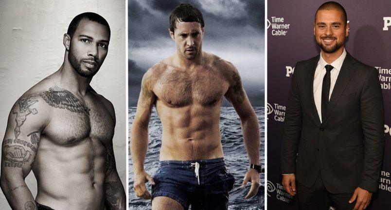 The 10 Sexiest Hunks On Nighttime TV