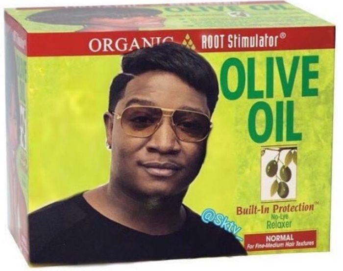 Did You See Yung Joc New Hairstyle; Ooooh myyyy Gaaaawd