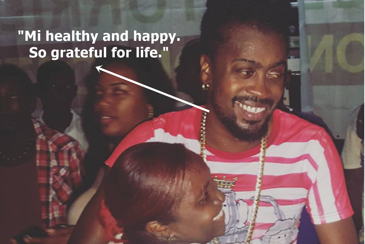 Beenie Man Gives Update on Health; He is Back