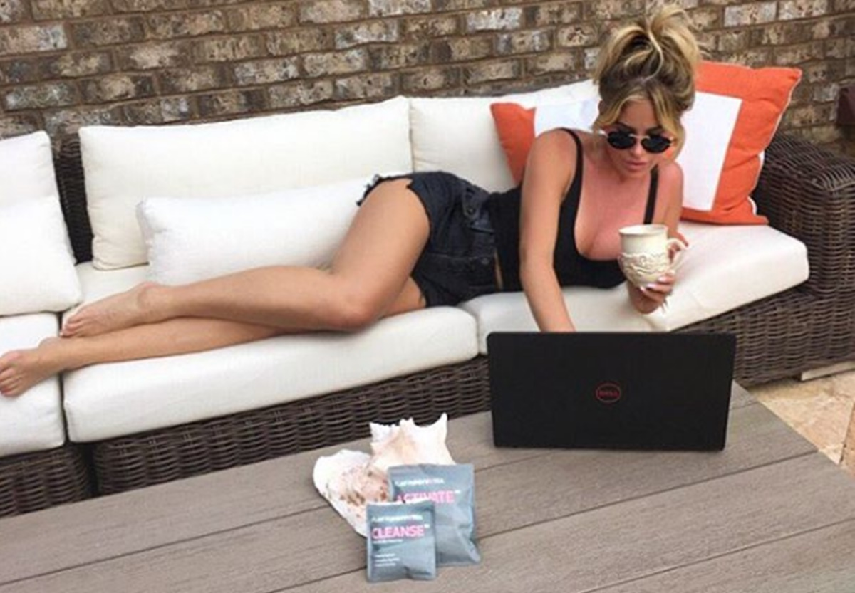 Don't Be Tardy star Kim Zolciak Gets Butt Injections