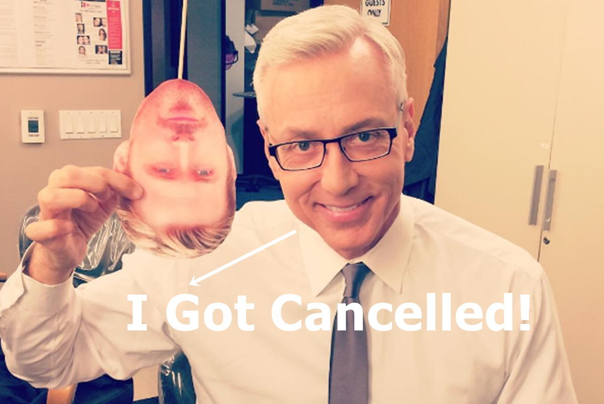Dr Drew Loses Show Discussing Hillary's health