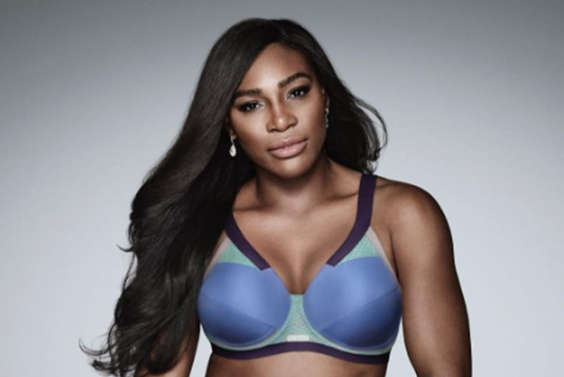 Serena Williams Has Big Bust Women Smiling
