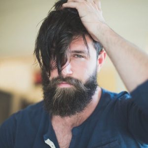Why Men with Beards Are So Hot