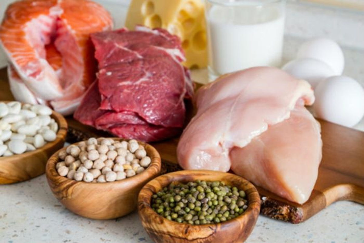 What's UP with High-Protein Diets