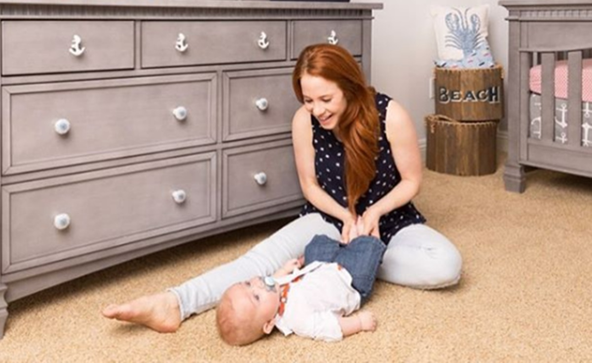 Amy Davidson Talks Beating Postpartum Depression