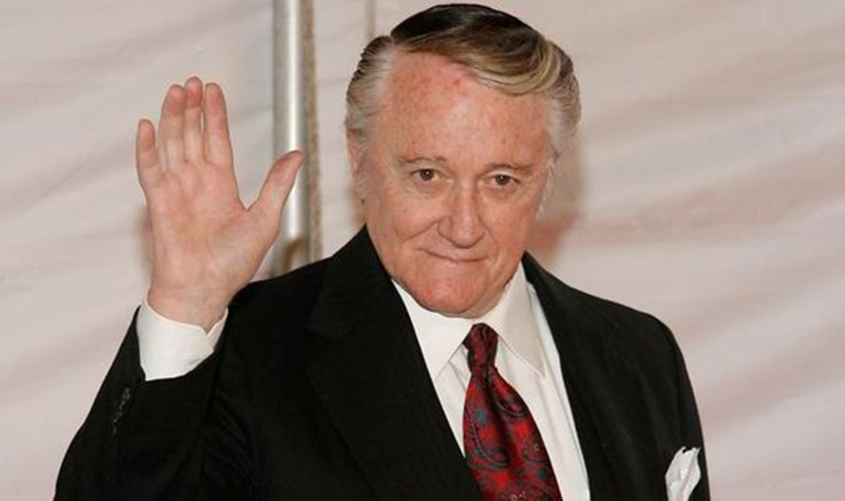 Robert Vaughn Dies Age 83 from Acute Leukaemia