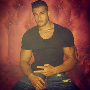 21 Sexy Reason Why Sam Asghari So HOT