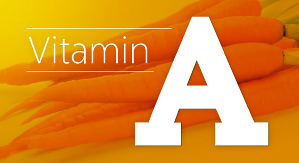 VitaminA Promotes Good Vision, Healthy Immune System + Cell Growth