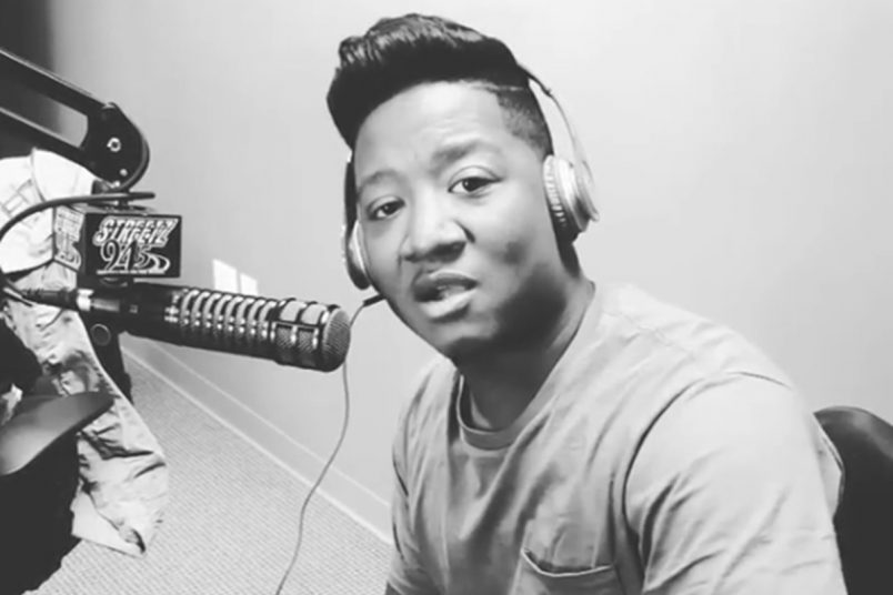Yung Joc Rocks Another New Look, a Django Beard