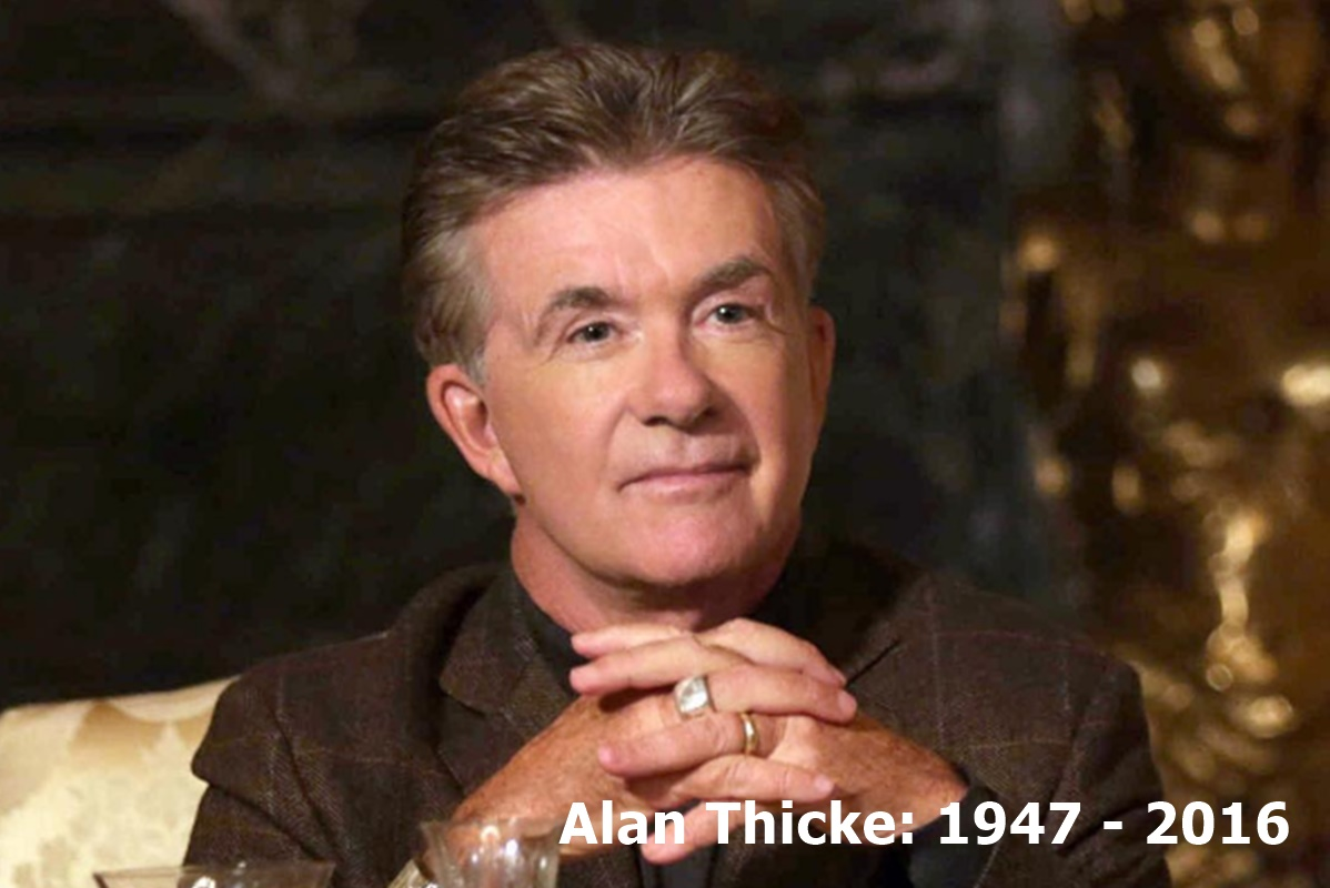 Alan Thicke, Growing Pains Dad, Dies at 69