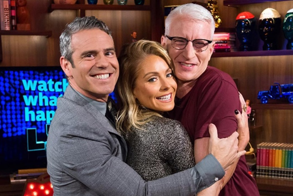 Andy Cohen Opens up On Recent Skin Cancer Scare
