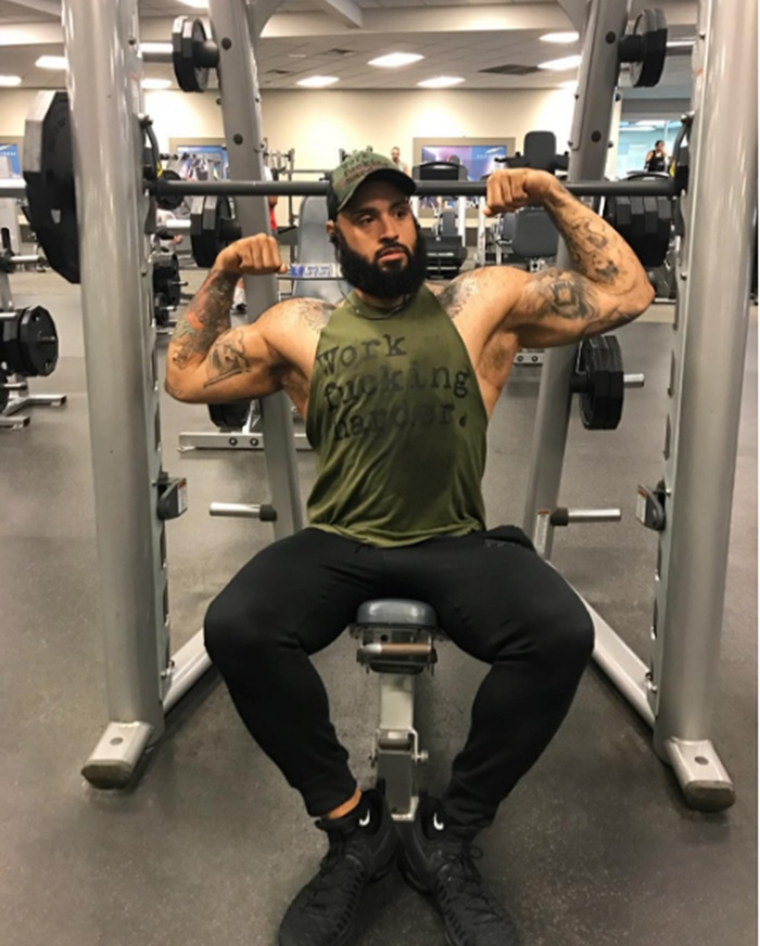 Bodybuilder Pasquale Brocco Went from NOT to Mega HOT