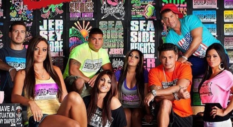 Jersey Shore Hunks: What Do they Look Like Now
