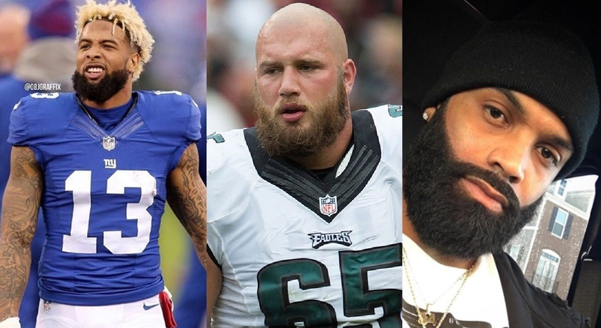 The 10 Sexiest Bearded Athletes