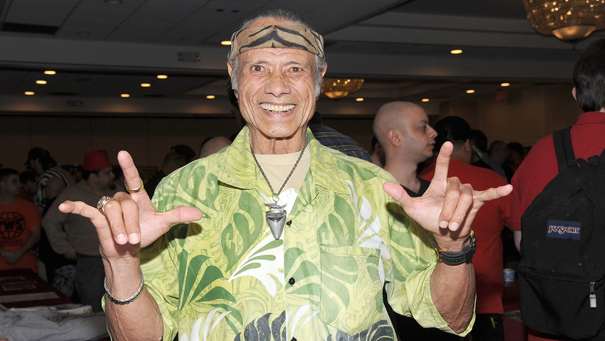 WWE Hall of Famer Jimmy Snuka Dead at 73
