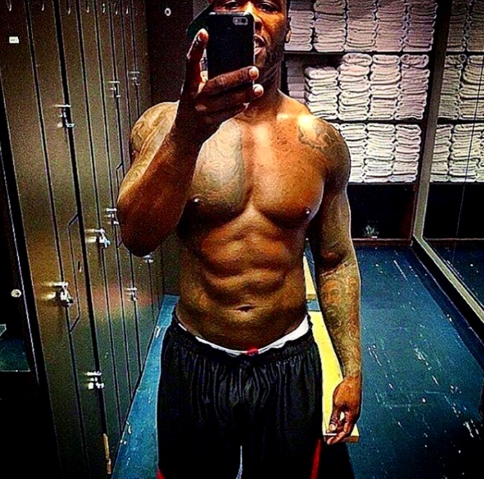 50 Sexier Than Ever; Jim Jones Packs on Muscle