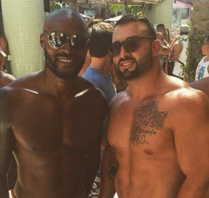 Tyson Beckford Writes Heartfelt Open Letter over Joe Gambino Death