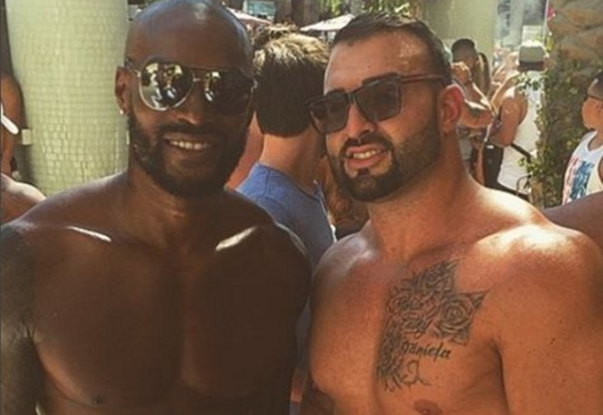 Tyson Beckford Writes Heartfelt Open Letter over Joe ...