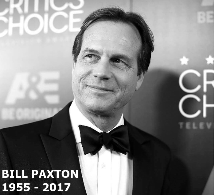 Bill Paxton Suddenly Dies at 61