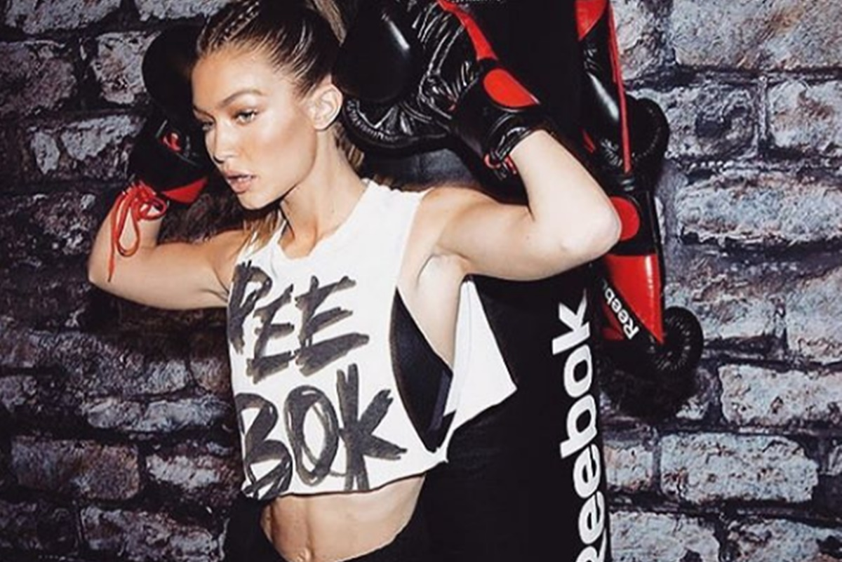 Why Gigi Hadid Loves To Plank Into Shape