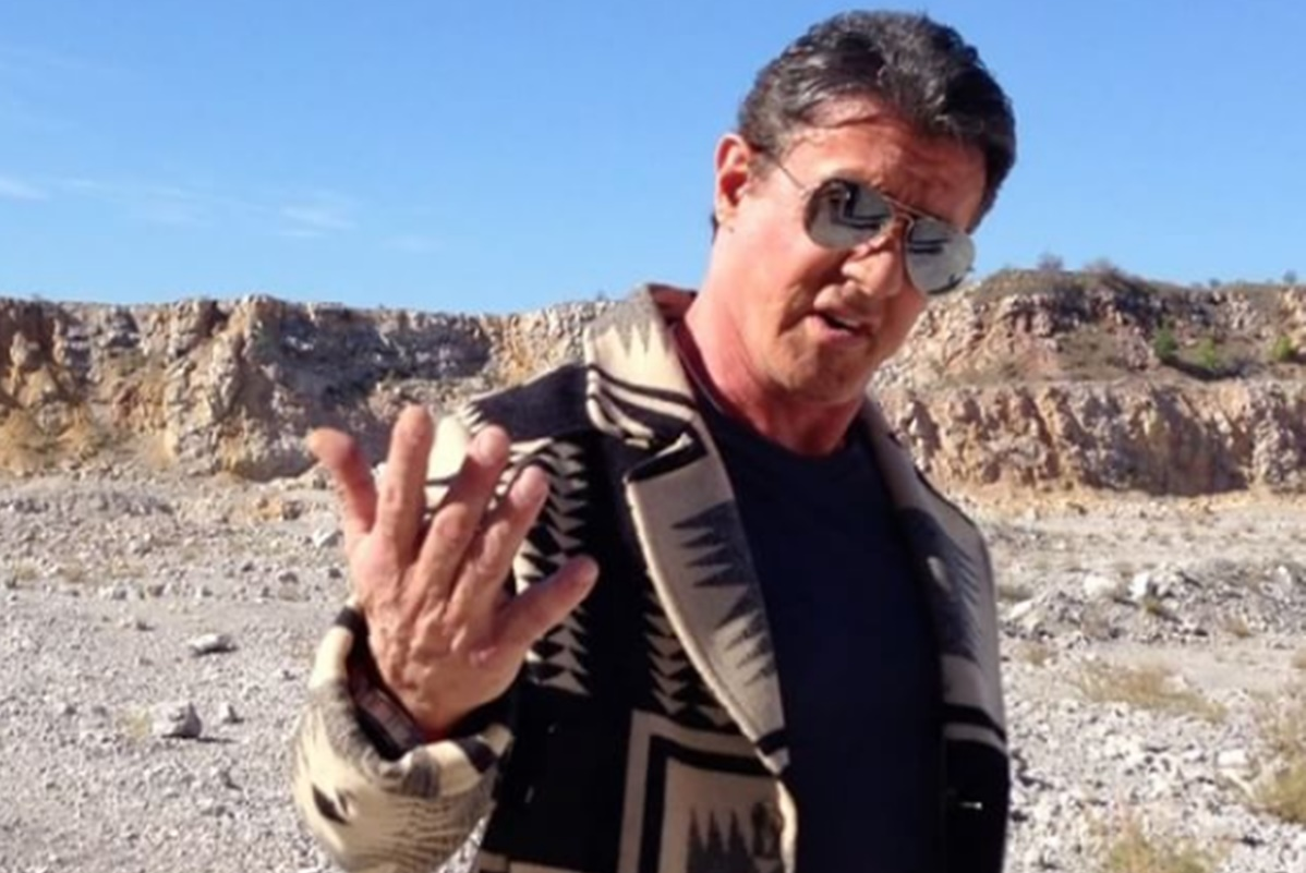 Sylvester Stallone Talks Insane Rocky III Coffee Diet