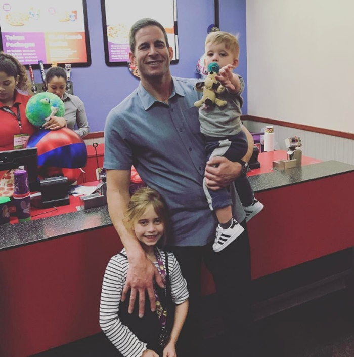 Tarek El Moussa Goes from Dad Bod to DILF