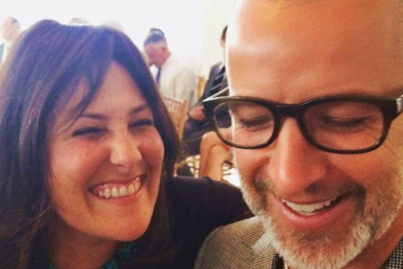 Ricki Lake Talks Ex-Husband Committing Suicide
