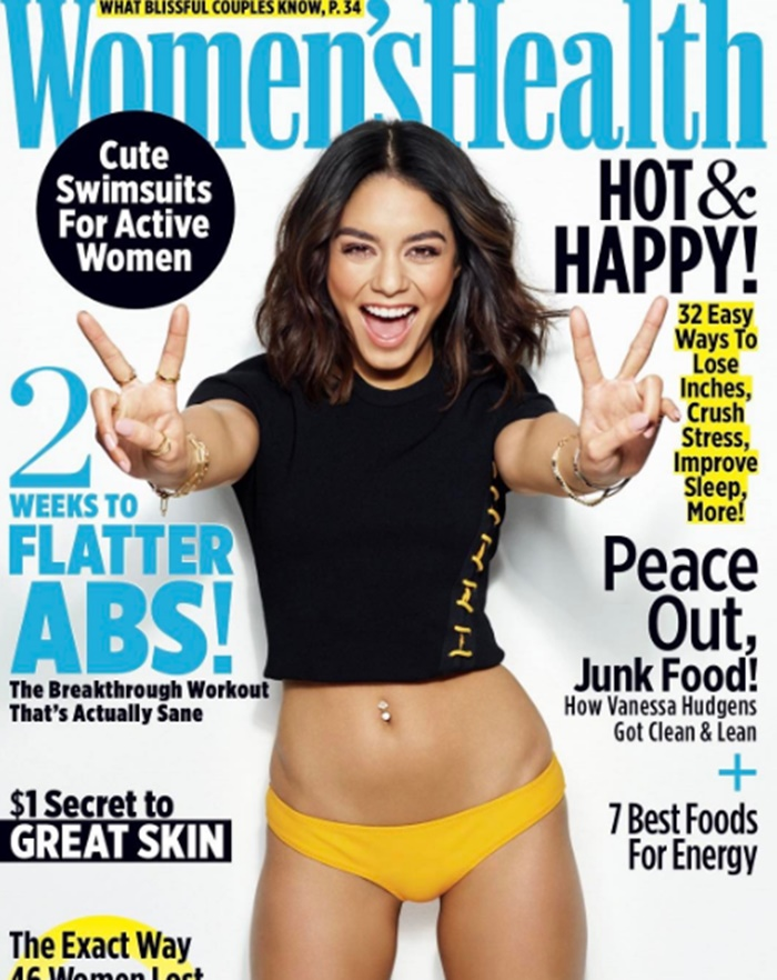 Vanessa Hudgens: Why Yoga is Therapy