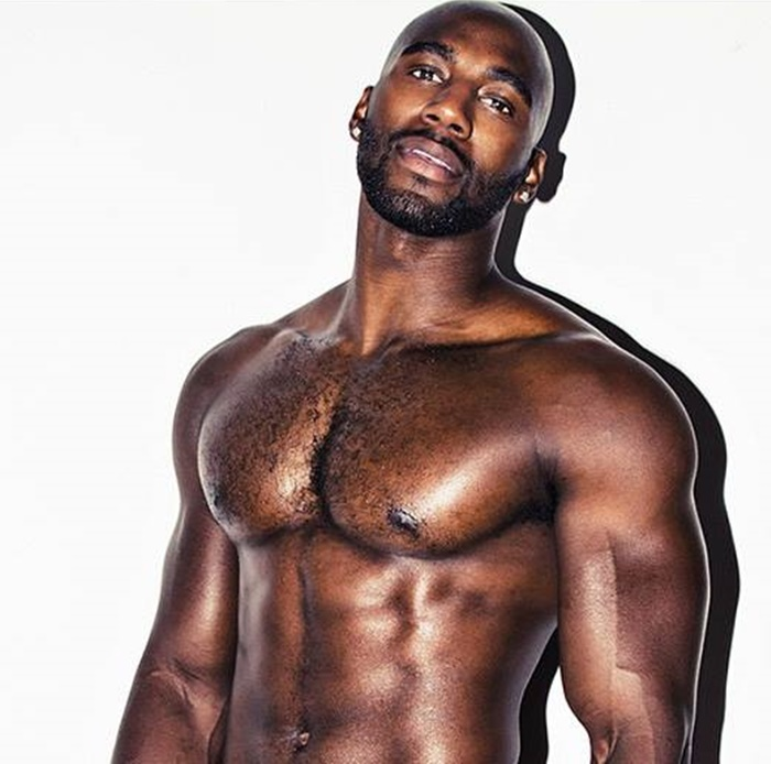 10 Totally Irresistible Photos of Khasan Brailsford
