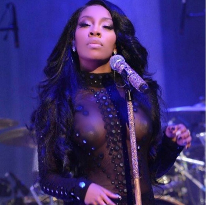 K Michelle Weighs in About Her Addiction to Plastic Surgery