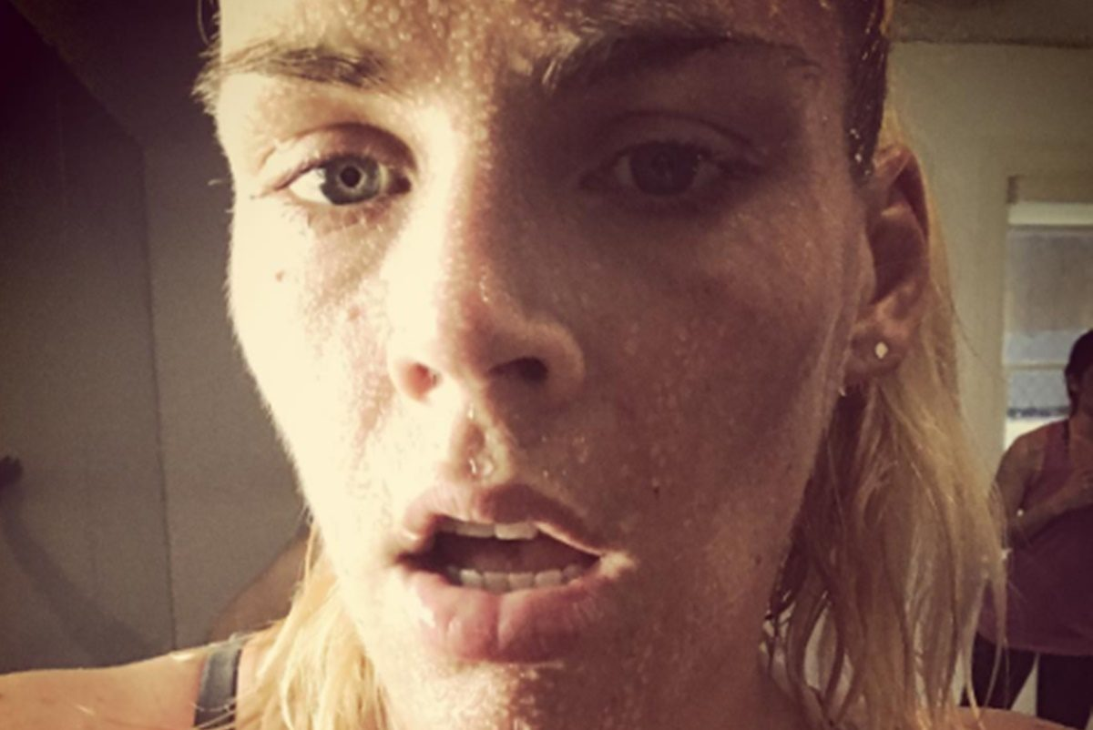 Busy Philipps on How to Trick Anxiety
