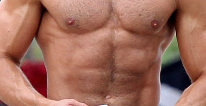 10 Sexy Hunky Abs Worthy Body Shots