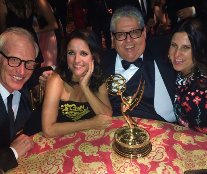 Julia Louis-Dreyfus has Breast Cancer
