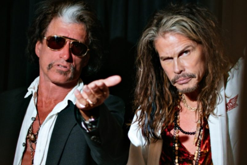 Steven Tyler Denies Heart Attack; Posts Update