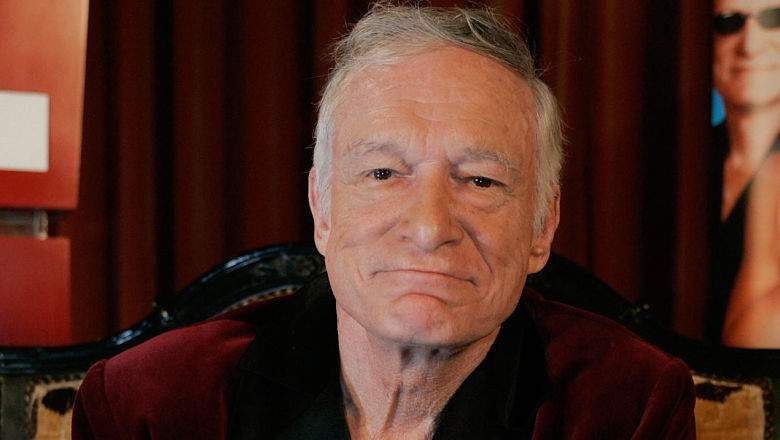 Hugh Hefner Dead at Age 91