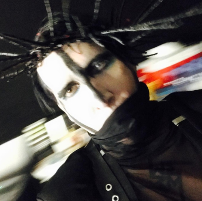 Marilyn Manson Hospitalized; He was CRUSHED on Stage