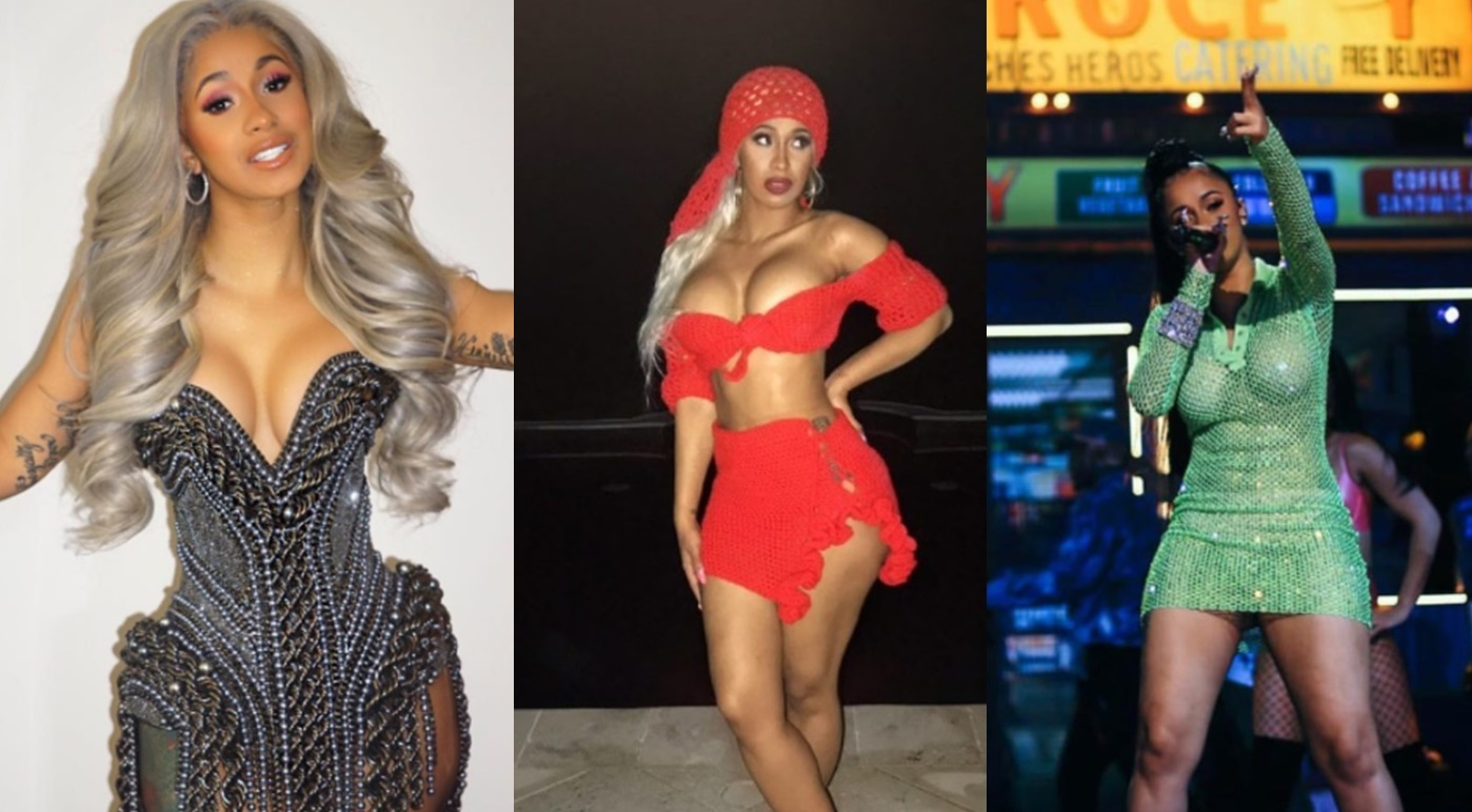 Cardi B Plastic Surgery: Then and Now Photos