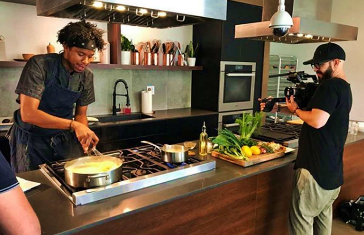 Where Does Chef Roble Draw His Inspiration From
