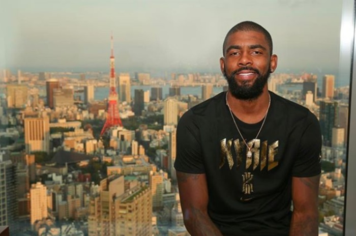 "Kyrie Irving Cleans Up Health ""Not Eating Animals Anymore"""