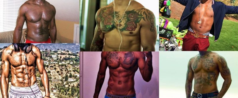 Can You Name These Sexy Hip Hop Abs