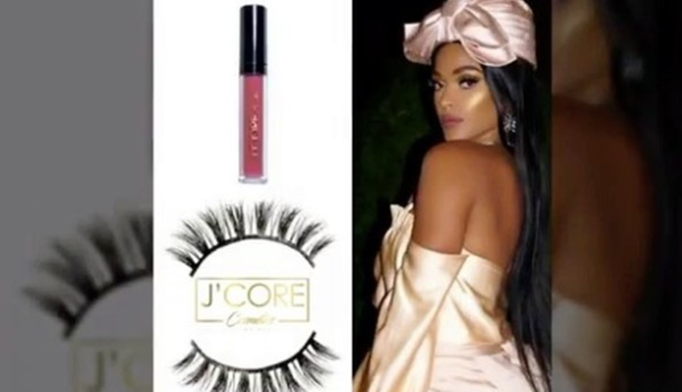 Joseline Hernandez Launches J'Core Cosmetics