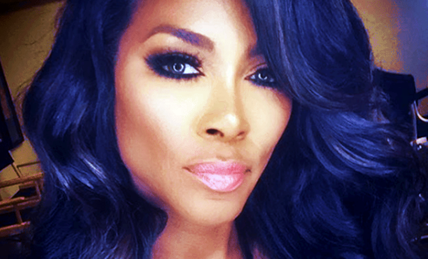 Kenya Moore Undergoing IVF Treatment